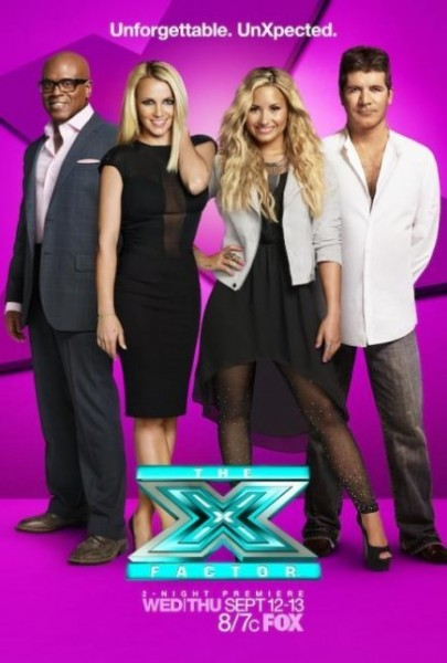 SOUND OFF: THE X FACTOR 2.0, Now With Britney & GLEE's New NYC State Of Mind