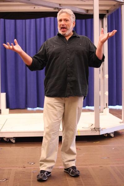 Harvey Fierstein at Extra Fierce KINKY BOOTS Press Preview - Cyndi Lauper, Harvey Fierstein, Stark Sands, Billy Porter & More!