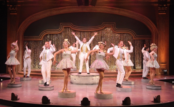 Photo Flash: First Look at Theatre at the Center's 42ND STREET