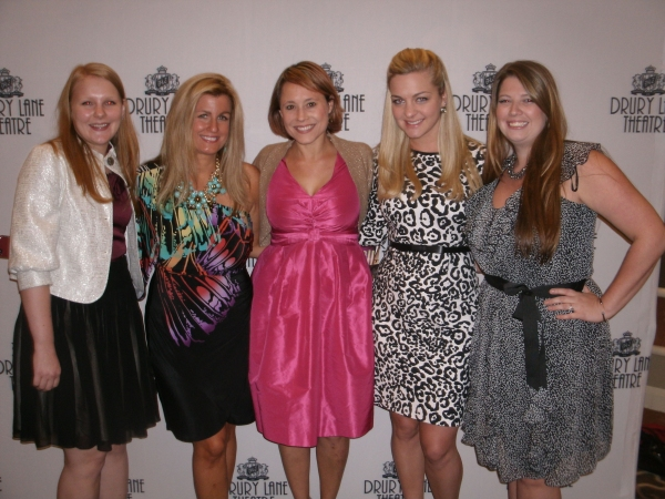 Photo Flash: XANADU Celebrates Opening Night at Drury Lane Theatre