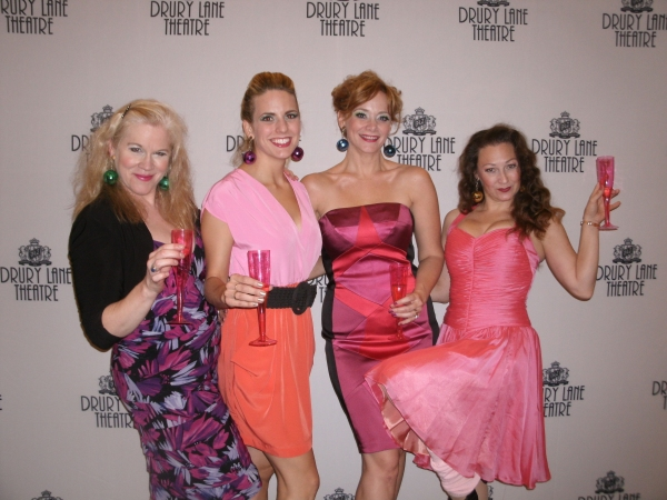 Photo Flash: XANADU Celebrates Opening Night at Drury Lane Theatre