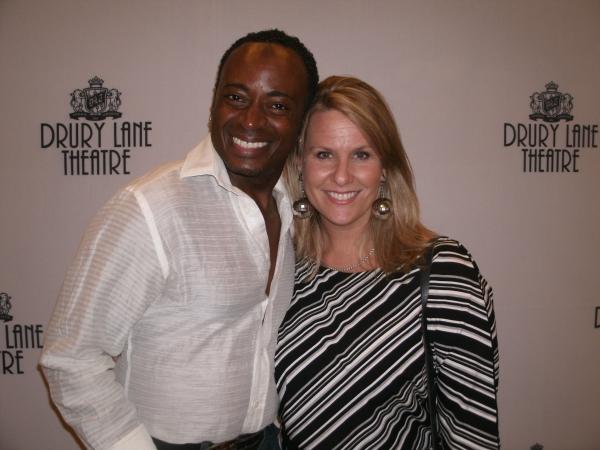 Sean Blake and Roberta Duchak