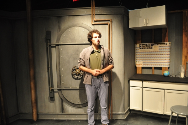 BWW Reviews: Black Lab Theatre's BOOM - Bombastically Funny, Exploding With Insight