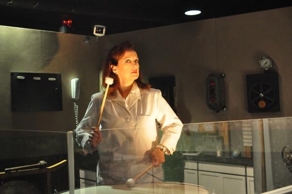Celeste Roberts as Barbara.