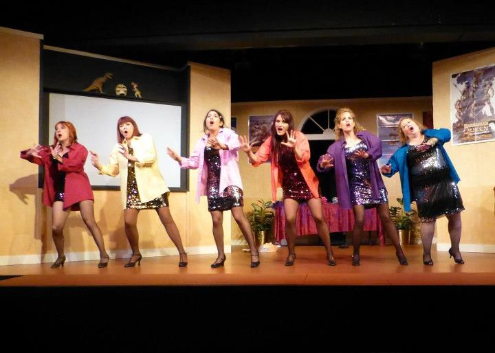 Photo Flash: Azeen Kazemi, Amanda Majkrzak and More in Kentwood Players' SCREAM QUEENS - THE MUSICAL