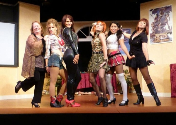 Photo Flash: Azeen Kazemi, Amanda Majkrzak and More in Kentwood Players' SCREAM QUEENS - THE MUSICAL