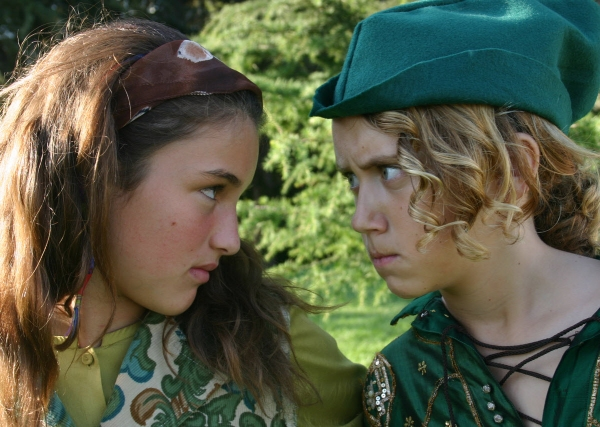 Photo Flash: First Look at Kentwood Players' Kids Musical ROCKIN' ROBIN HOOD