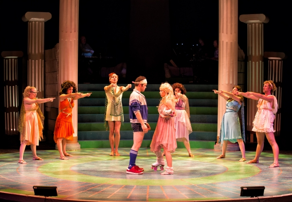 Photo Flash: First Look at Beck Center for the Arts' XANADU