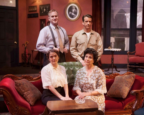 Photo Flash: First Look at Long Beach Playhouse's THE GLASS MENAGERIE