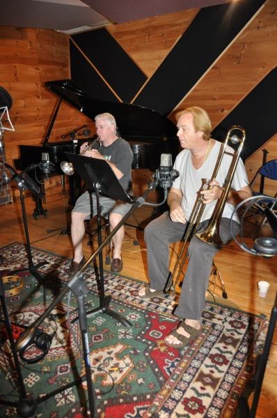 Tony Kadleck and Ron Hay Photo