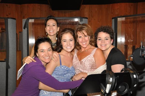 Laurel Harris, Kristine Covillo, Rebecca Eichenberger and Melanie Field