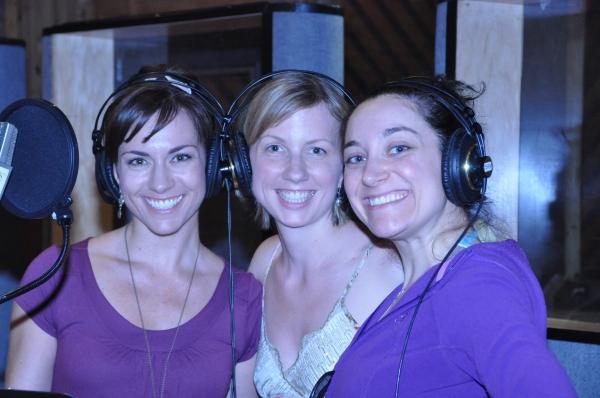 Wendi Beramini, Bridget Mills and Laurel Harris