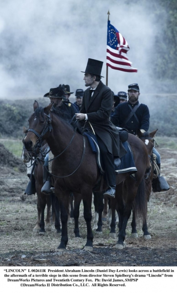 at New LINCOLN Film Stills - Daniel Day-Lewis, Sally Field, Joseph Gordon-Levitt and More!