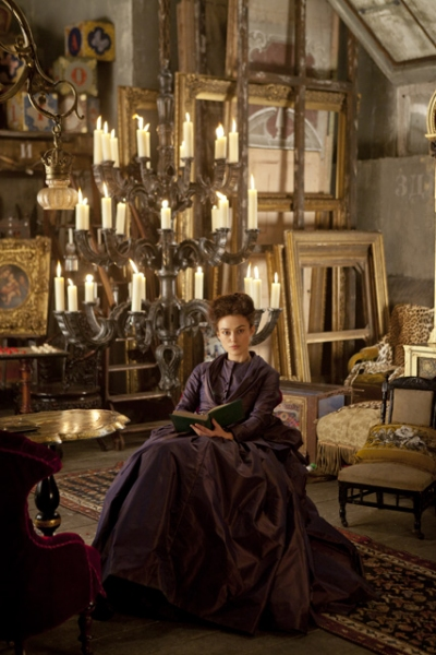 Photo Flash: Keira Knightley, Jude Law, Aaron Taylor-Johnson and More in New ANNA KARENINA Production Stills