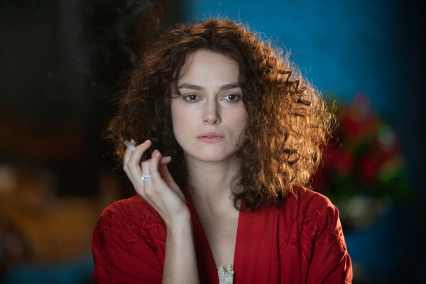 at Keira Knightley, Jude Law, Aaron Taylor-Johnson and More in New ANNA KARENINA Production Stills