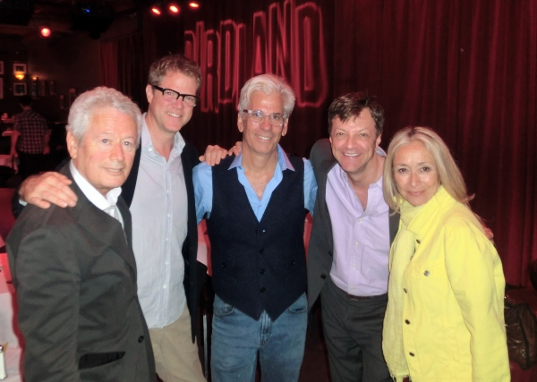 Steve Sorokoff, Steve Doyle, Steve Bakunas, Jim Caruso, Eda Sorokoff Photo