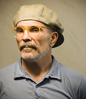 David Mamet at Sneak Peek at Rehearsals for La Jolla's GLENGARRY GLEN ROSS