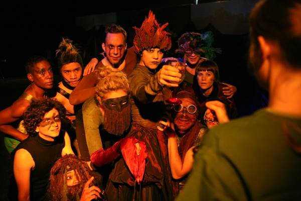 Photo Flash: First Look at Red Tape Theatre's THE SKRIKER