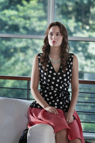 Leighton Meester as Blair Waldorf  Photo