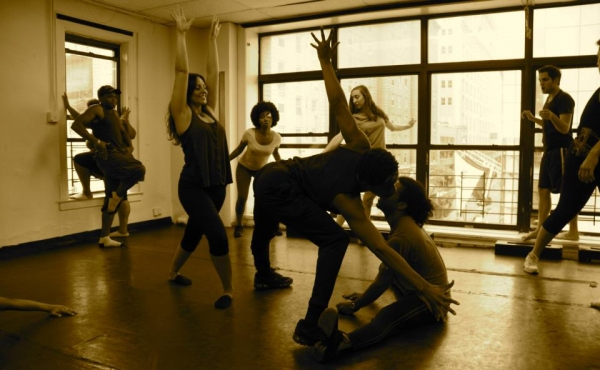 Photo Flash: Joshua Henry's AMIGO DUENDE in Rehearsal