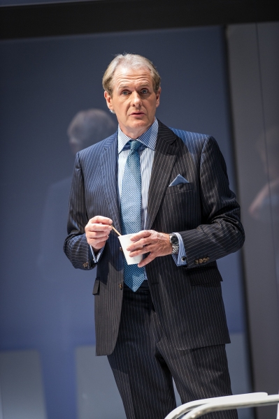 Photo Flash: First Look at Robert Bathurst and More in Theatre Royal's West End-Bound BLUE/ORANGE