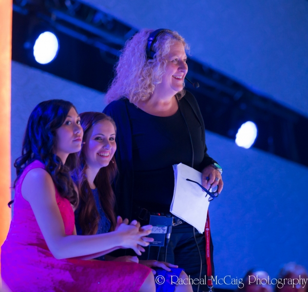 Kelsey Verzotti and Julia Gartha Photo