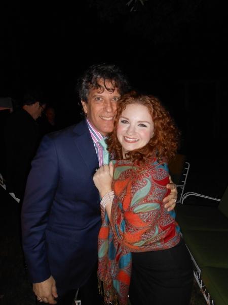 Jonathan Brielle and Brittney Lee Hamilton Photo