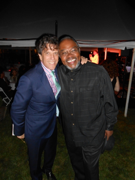 Photo Flash: Jonathan Brielle, Ken Prymus, Jessica Burrows and More at BROADWAY UNDER THE STARS Gala