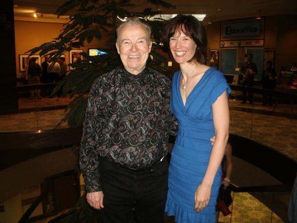 Dale Benson and Linda Fortunato