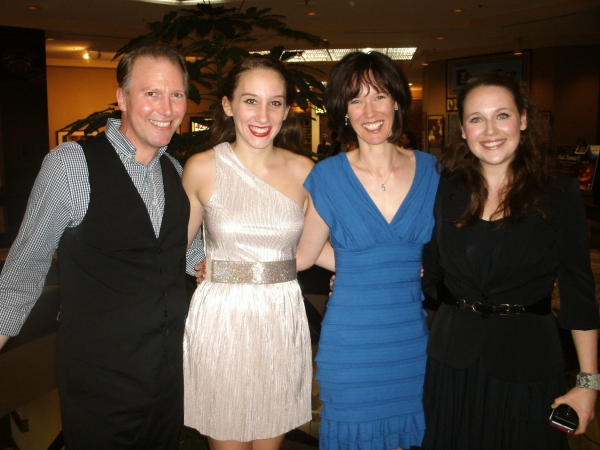 David Besky, Rebecca Bradford, Linda Fortunato and Allyson J. Graves