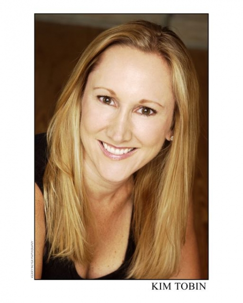Headshot of Kim Tobin.
