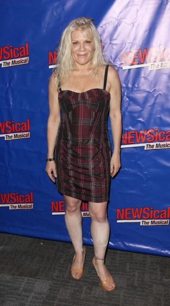 Ilene Kristen  at Perez Hilton Opens in NEWSical The Musical
