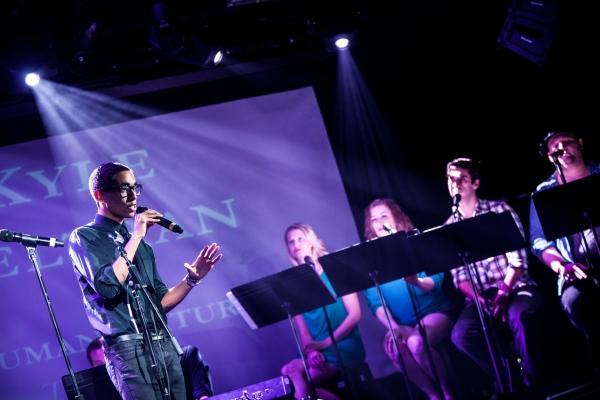 Kyle Beltran at Saycon Sengbloh, Morgan James, Tituss Burgess and More in BROADWAY SINGS MICHAEL JACKSON!