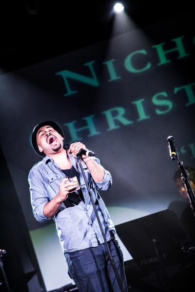 Nicholas Christopher