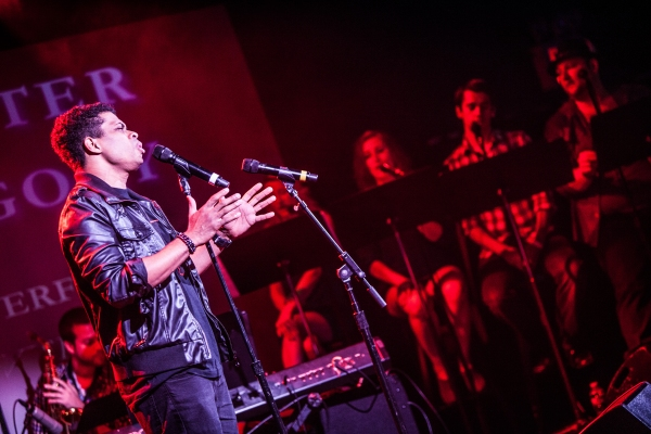 Photo Coverage: Saycon Sengbloh, Morgan James, Tituss Burgess and More in BROADWAY SINGS MICHAEL JACKSON!