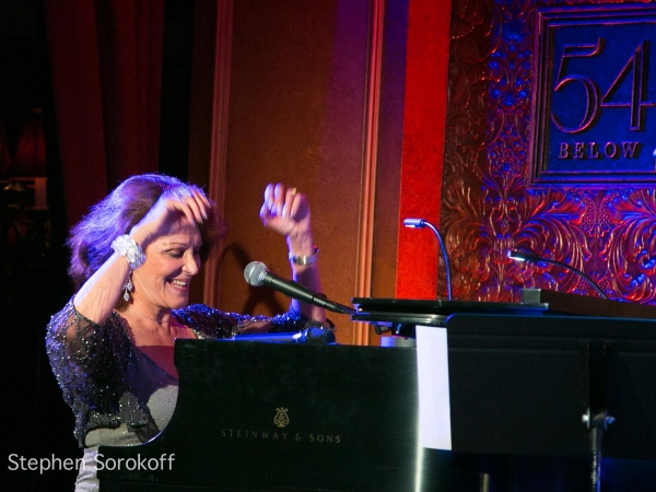Photo Coverage: Linda Lavin & Billy Stritch Play 54 Below!