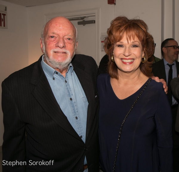 Hal Prince & Joy Behar at Linda Lavin & Billy Stritch Play 54 Below!
