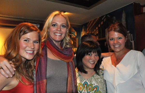 Carey Anderson, Elizabeth Stanley, Ann Harada and Melissa Hammans at Ann Harada, Gwen Hollander and More in AWESOMER & AWESOMER!!