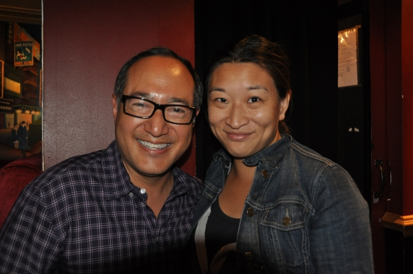 Alan Muraoka (Director) and Lily Fan