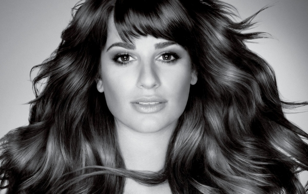 Photo Flash: First Look - GLEE's Lea Michele as New Face of L'Oreal Paris