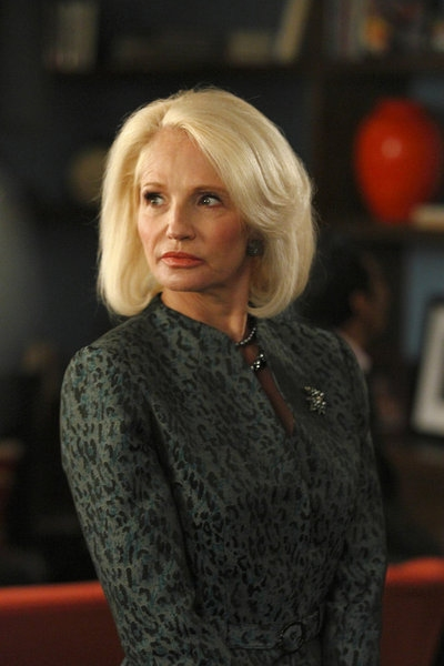 Ellen Barkin at Rannells, Barkin in NEW NORMAL's 'Obama Mama' Episode
