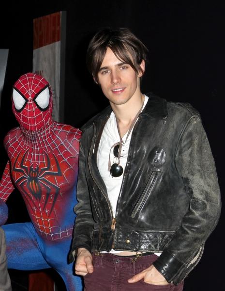 Photo Coverage: SPIDER-MAN Cast Visits 'Spiders Alive!' Exhibit