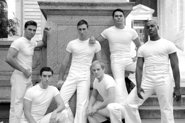 Michael Milton, Aaron Umstead, Ryan Steer, Sean Watkins, Kristopher Thompson-Bolden,  Photo