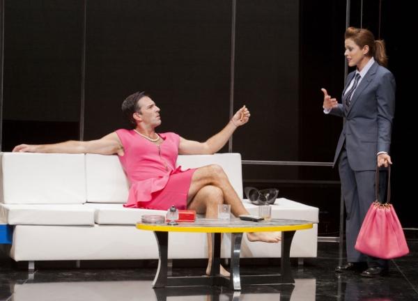 Photo Flash: Sneak Peek at Hal Linden, Tim Bagley and More in Pasadena Playhouse's UNDER MY SKIN