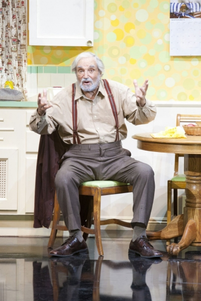 Hal Linden at Sneak Peek at Hal Linden, Tim Bagley and More in Pasadena Playhouse's UNDER MY SKIN