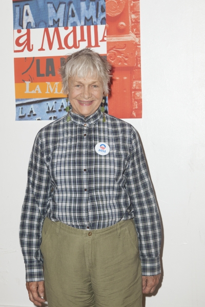 Estelle Parsons  at In Rehearsal with Estelle Parsons & Craig Bierko for AdA
