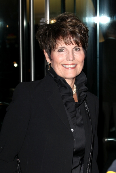 Lucie Arnaz  at Alan Cumming, Susan Lucci, and More Gather for Marvin Hamlisch Memorial - Arrivals