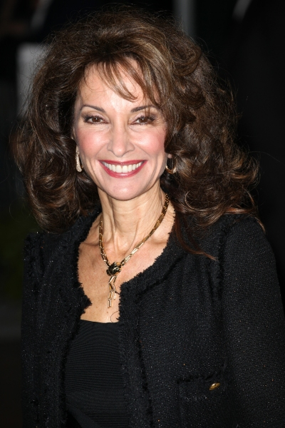 Susan Lucci  at Alan Cumming, Susan Lucci, and More Gather for Marvin Hamlisch Memorial - Arrivals