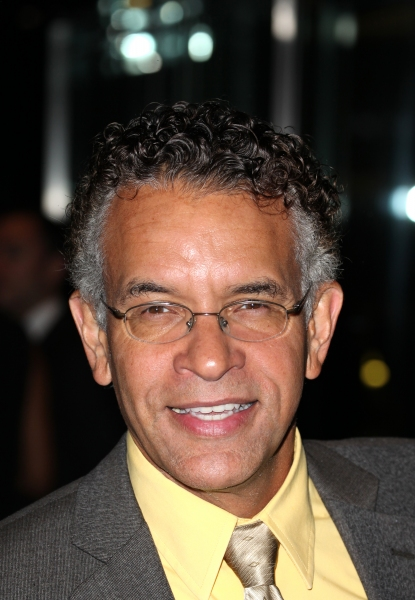 Brian Stokes Mitchell  at Alan Cumming, Susan Lucci, and More Gather for Marvin Hamlisch Memorial - Arrivals