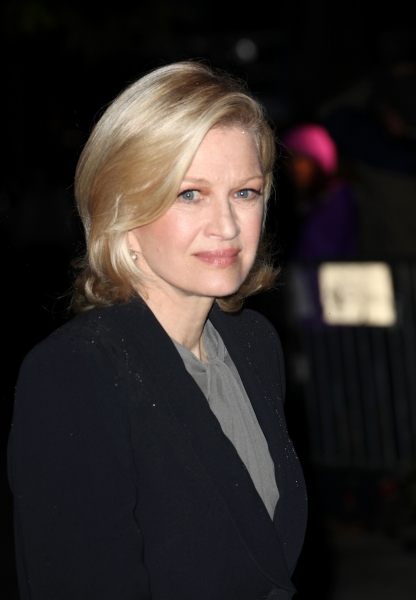 Diane Sawyer at Alan Cumming, Susan Lucci, and More Gather for Marvin Hamlisch Memorial - Arrivals